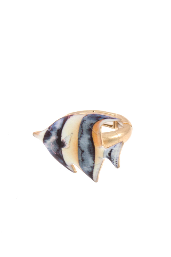 FISH STRETCH RING