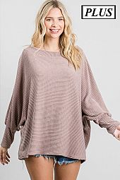 URBAN KNIT TOP