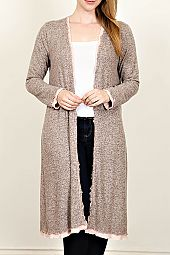 MARLED LONG CARDIGAN