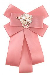PEARL ACCENT ORNATE RIBBON