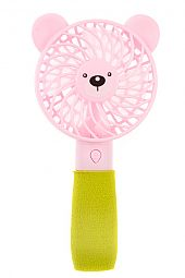 CUTE BEAR RECHARGEABLE FAN