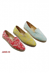 AZTEC PATTERNED ESPADRILLES