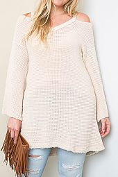 LOW WEIGHT SWEATER TOP